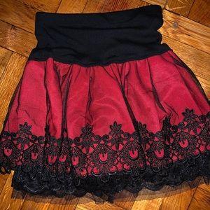 Dresses & Skirts - Unique layered skirt